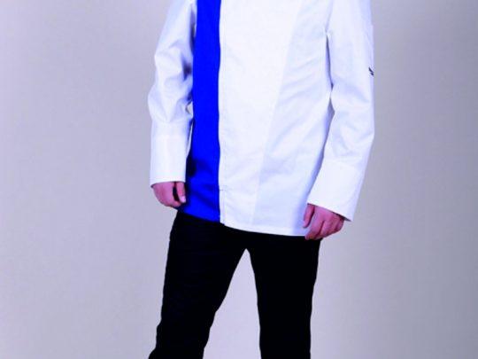 Σακάκι chef ελλάς με ελληνική σημαία